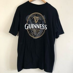 Guinness Foreign Extra Black Graphic T-shirt L